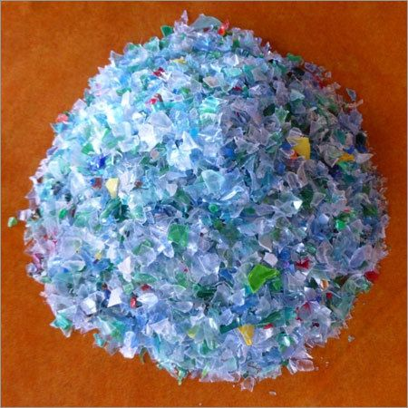 Recycled Pet Flakes
